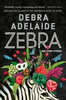 Cover image for Zebra by Debra Adelaide