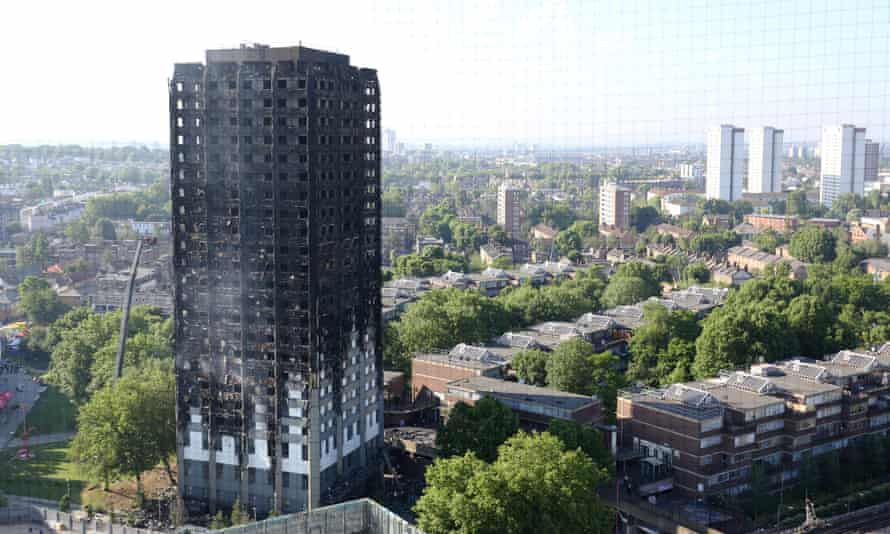 Former residents and survivors of Grenfell Tower say the TMO has to remain in place to make sure those responsible for the disaster are held to account.