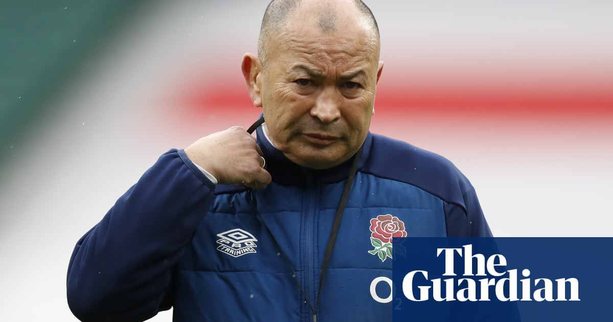 'There's only one head coach': Eddie Jones stands firm on England control