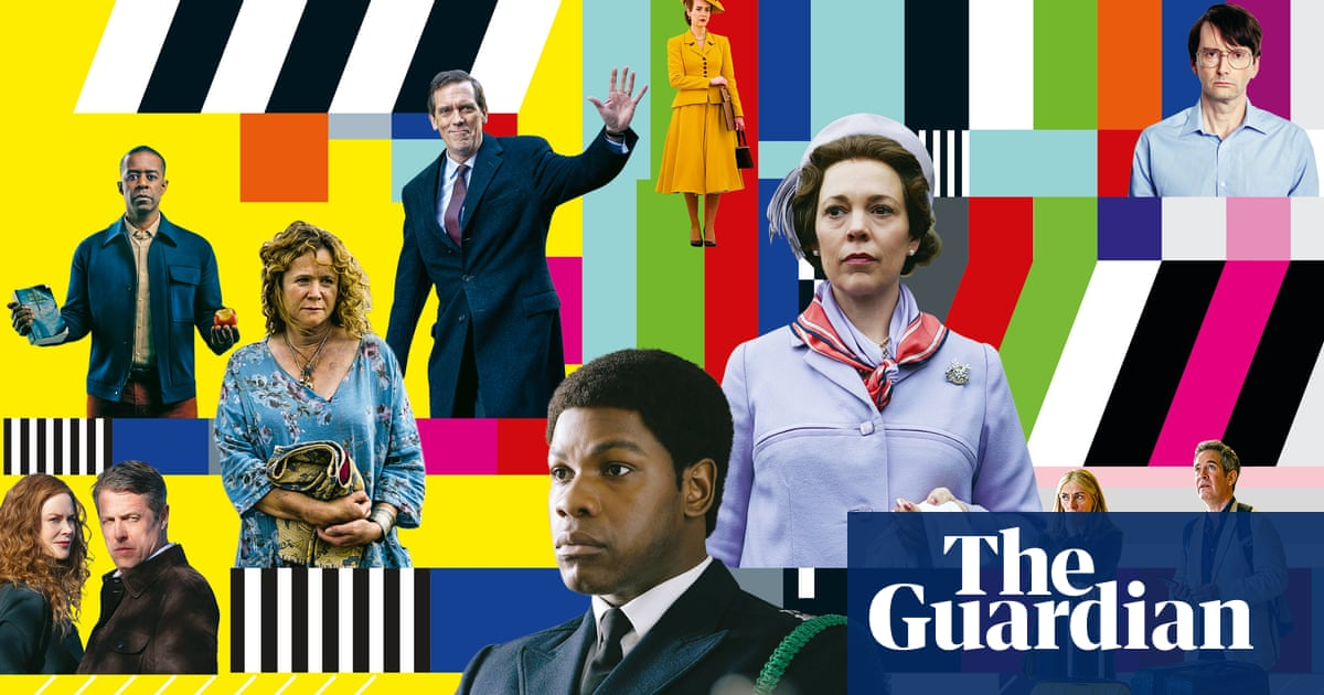 The 30 shows to look forward to this autumn 2020