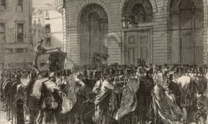 Panic stations! The run on Overend Gurney in 1866
