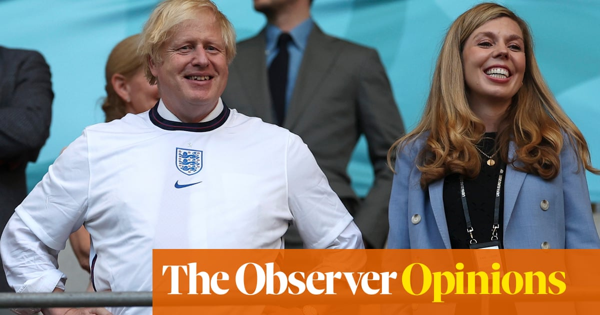 This England team aren't playing for the Tories' version of the country
