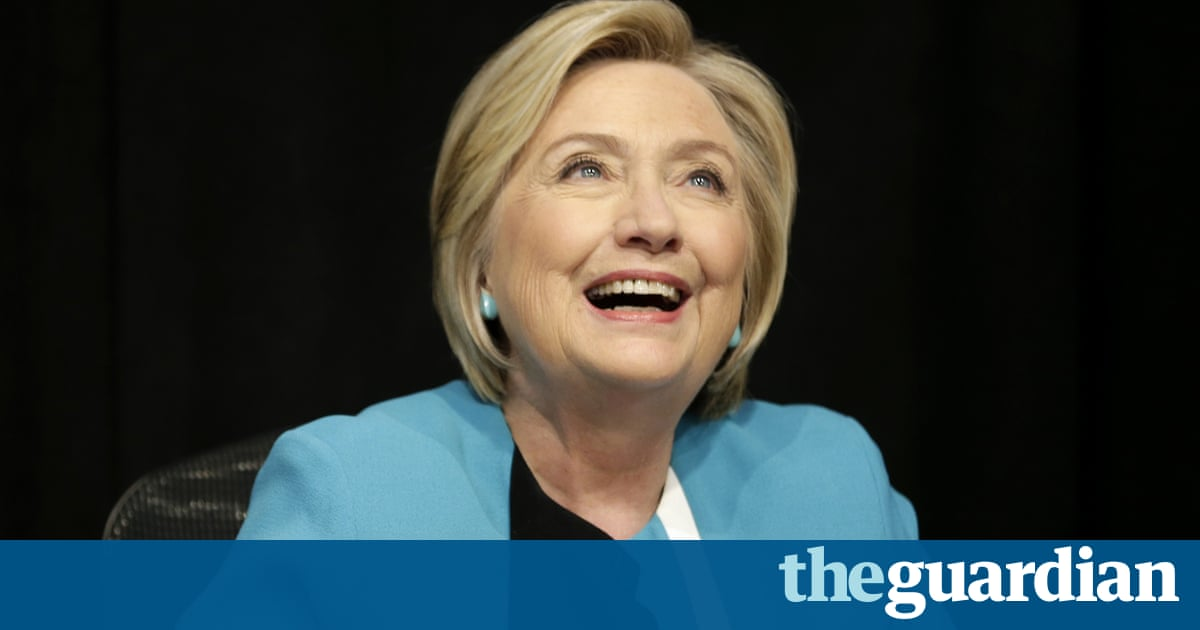 Clinton takes on Trump, Putin and misogyny as fans flock to book tour