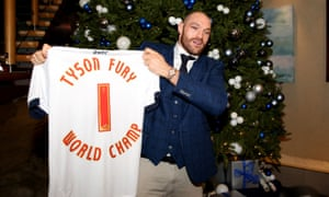 Tyson Fury: a few facts about the new heavyweight champion of the