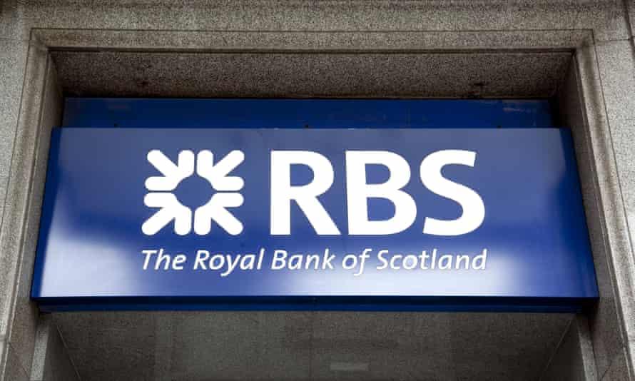 The Royal Bank of Scotland logo