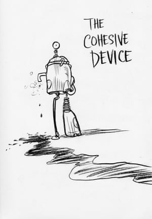 The cohesive device