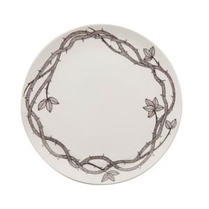 Brambleweb plate, £40, abigailedwards.com