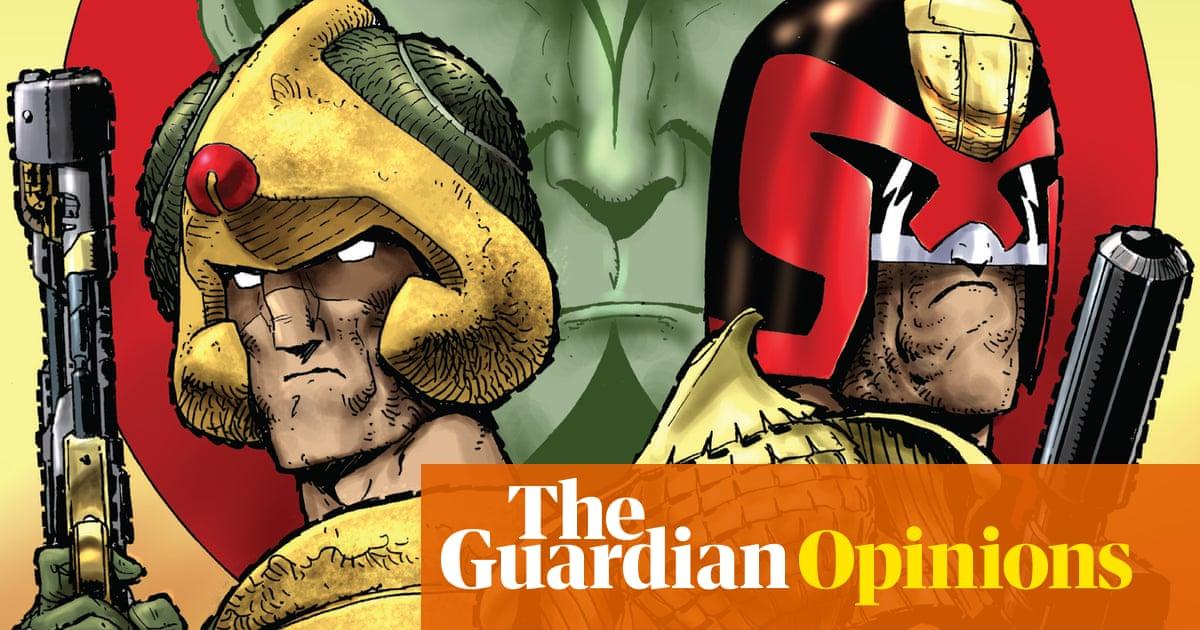 Fascist Spain meets British punk: the subversive genius of Judge Dredd | Ian Dunt