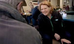 Heidi Heitkamp: in trouble.