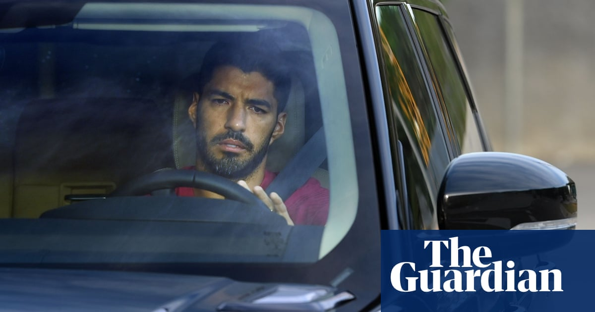 Luis Suárez wins fight to join Atlético Madrid after Barcelona agree £5.5m fee