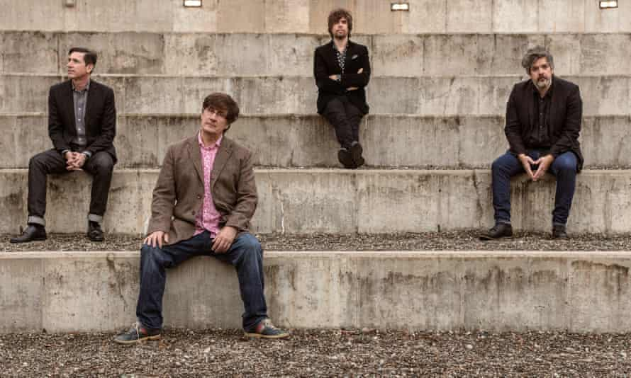 Prolific and evolving … the Mountain Goats.