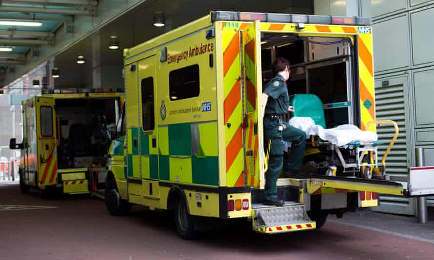NHS England has announced eight vanguard areas to speed up times for dealing with A&E patients.