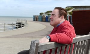 Gary Bourlet, founder of Learning Disability England, the first national group for learning disability self-advocacy.