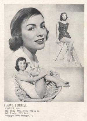 Gemmell's mother, Elayn