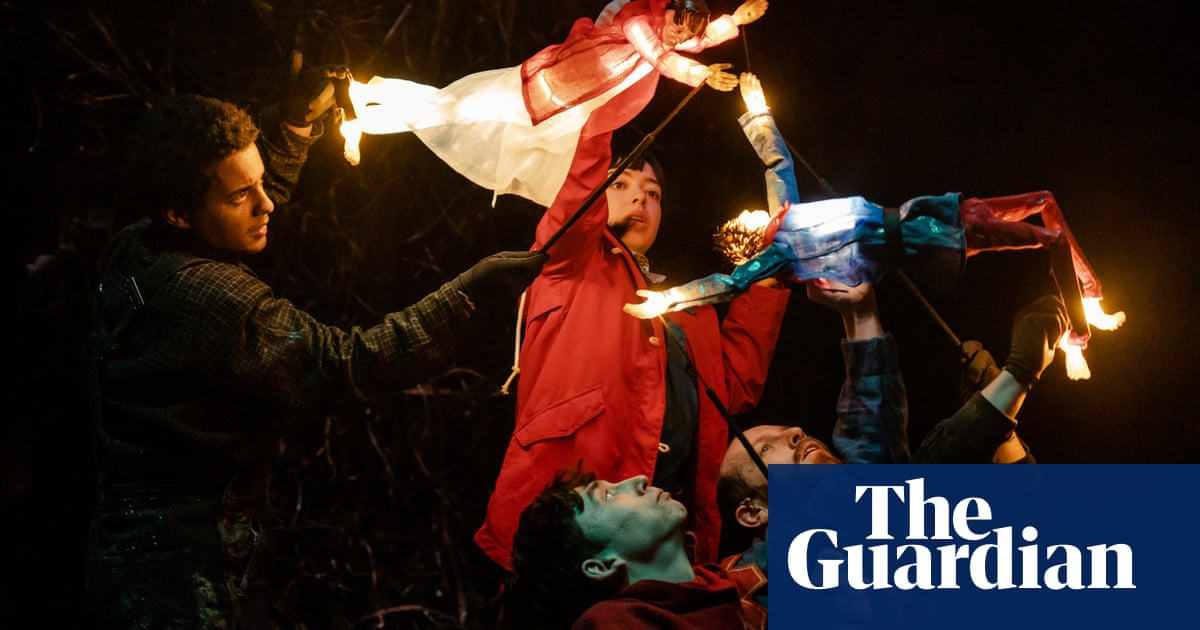 'It's going to be bigger, stranger': Neil Gaiman on the return of The Ocean at the End of the Lane