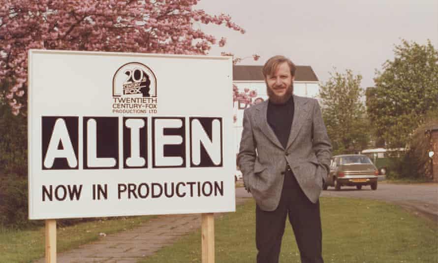 Alien iconoclast … screenwriter Dan O'Bannon from Memory: The Origins of Alien.