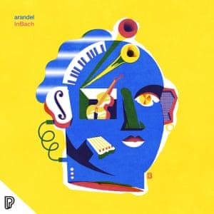 Arandel: InBach album art work
