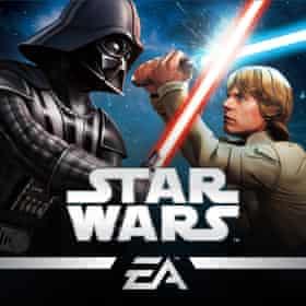 Star Wars- Galaxy of Heroes app logo