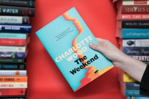 Author: Charlotte Wood. Book title: The Weekend. The Unmissables.