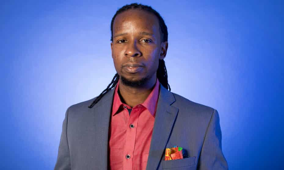 'The world that we should be focused on creating' … Ibram X Kendi.
