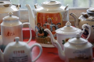 Teapots from the 1960-70s