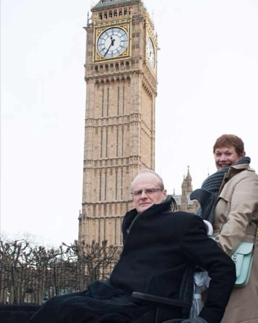 Katy and Mark styles in front of Big Ben