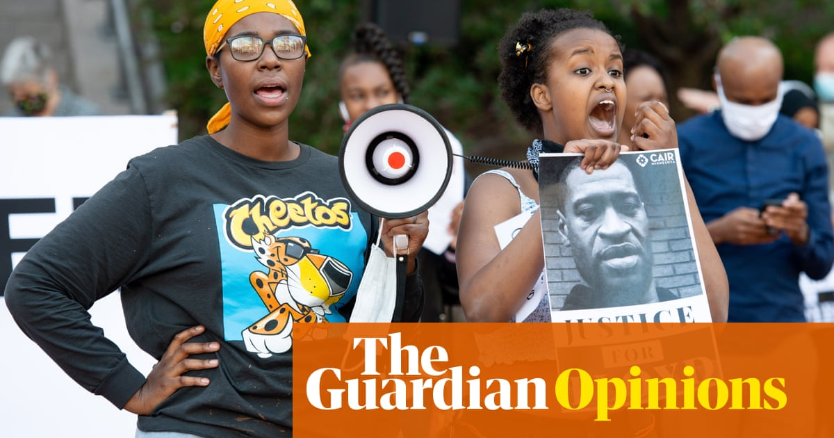 We shouldn't have to witness George Floyd's killing for it to spark outrage | Leah Green