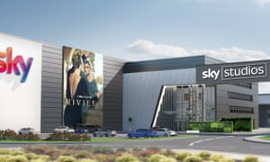 Sky To Create 2 000 Jobs With New Elstree Tv And Film Studio Business The Guardian