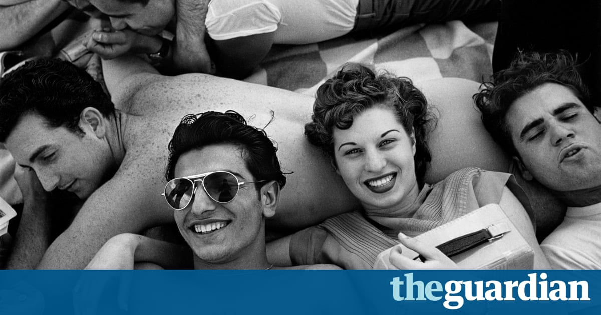 Coney Island, baby! The romance of mid-century New York in pictures