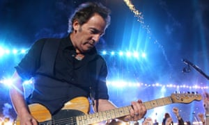 Bruce Springsteen: a lifelong struggle with depression