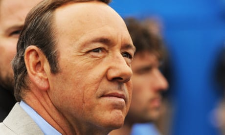 Kevin Spacey accused of sexual assault by son of actor Richard Dreyfuss