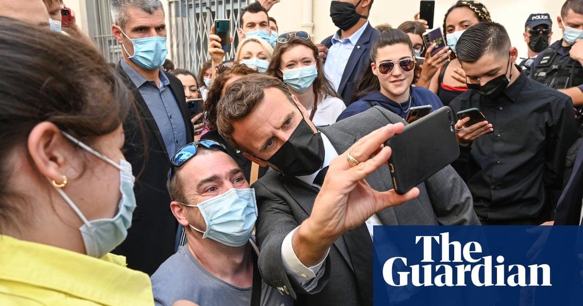 Emmanuel Macron will continue to meet public despite assault