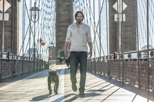 Keanu Reeves in John Wick: Chapter 2 – be as individual and iconoclastic as possible.