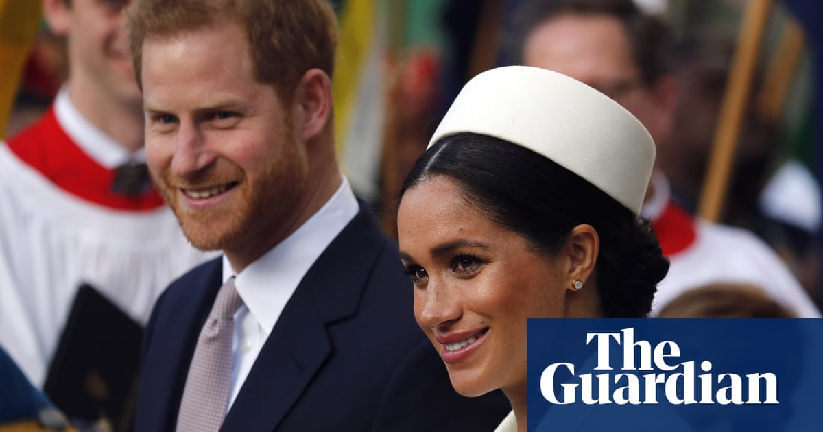 Harry and Meghan in Netflixs sights, says streaming firms chief