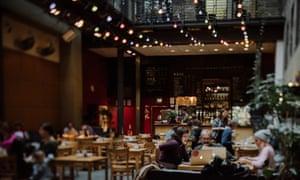 Saramago, Glasgow
