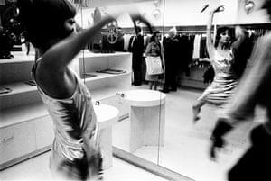 Betsey Johnson at Paraphernalia, New York City, 1966