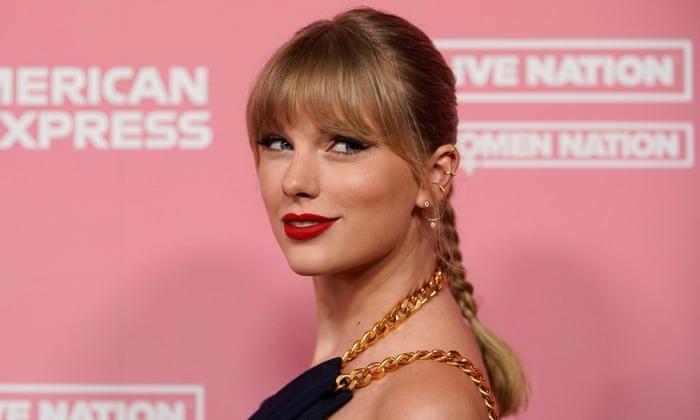 Taylor Swift To Headline 2020 Glastonbury Festival Glastonbury 2020 The Guardian