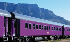 Cape Town to Johannesburg Premier Classe Train