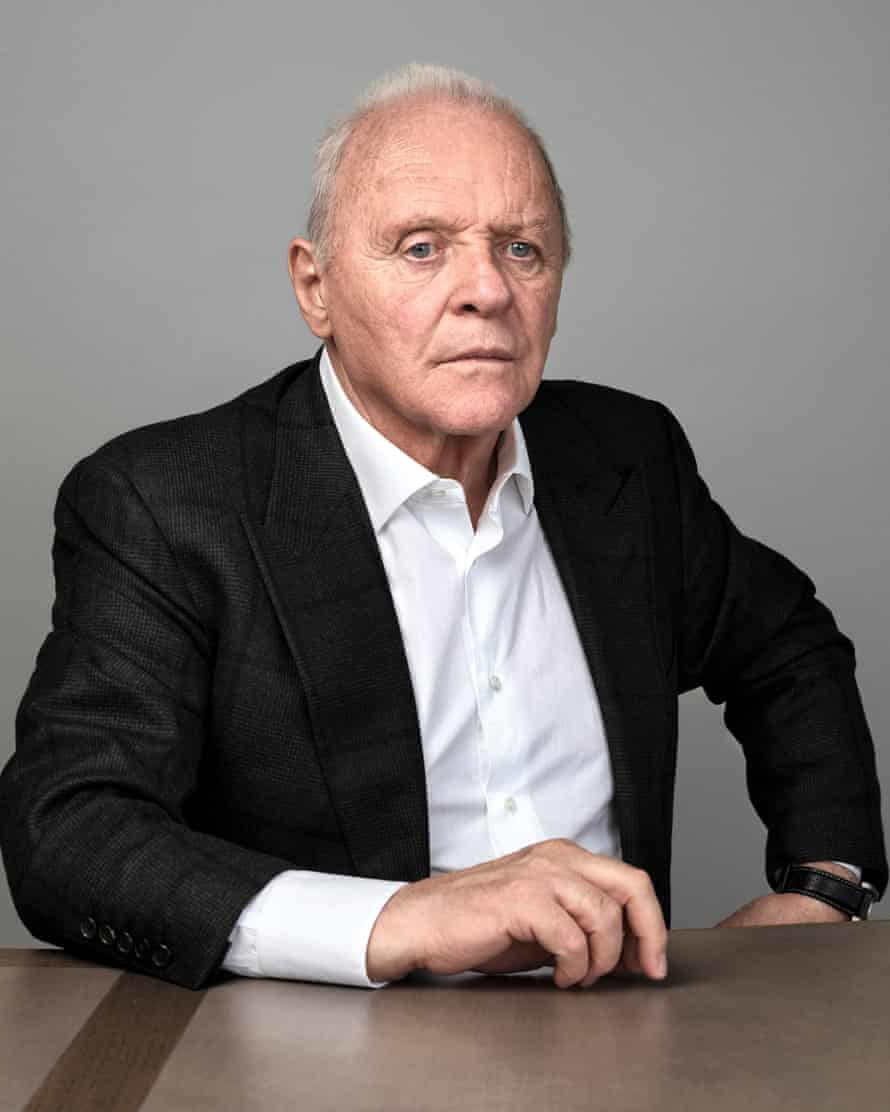Anthony Hopkins: 'Most of this is nonsense, most of this is a lie' | Anthony  Hopkins | The Guardian