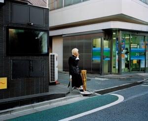 Smoker, Shimokitazawa, 2014
