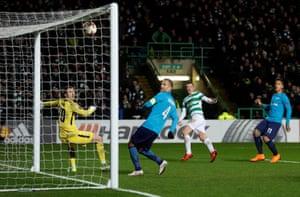 McGregor scores.