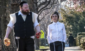 'As well as providing a fascinating insight into the traditions and everyday life of the people within the area, Menashe is also a compelling character study' ... Menashe.