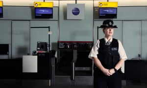BA flight attendant Anna Kennedy became a special eight years ago; one of her jobs was to secure the Ecuadorian embassy, then home to WikiLeaks founderJulian Assange