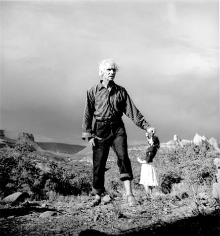 Max Ernst and Dorothea Tanning, Oak Creek Canyon (1946).