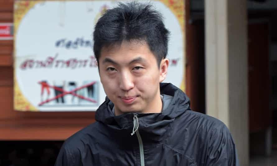 Hong Kong photojournalist Anthony Kwan Hok-chun