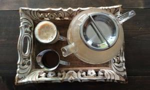 Chai tea at Serengeti Teas and Spices.
