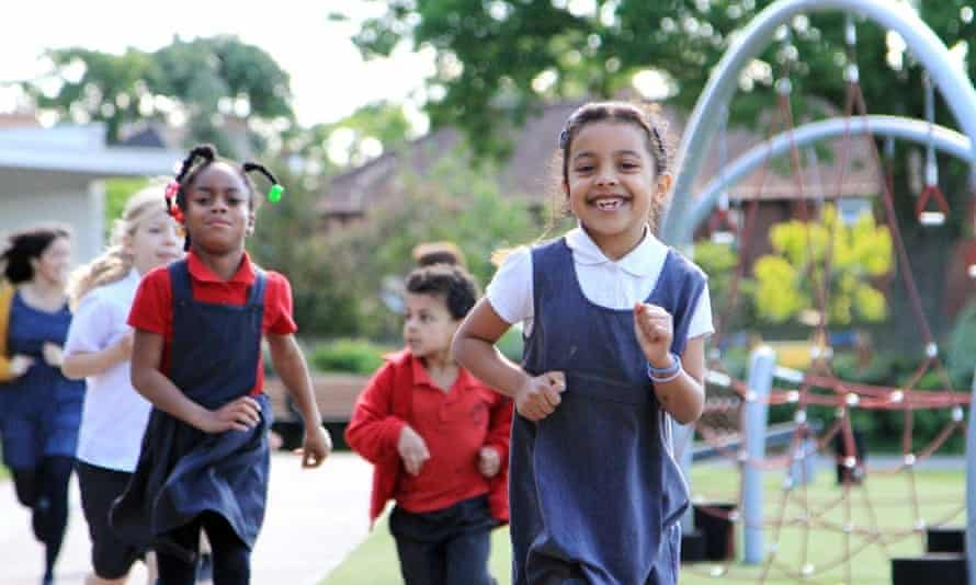 The Daily Mile … a new study shows marked benefits.