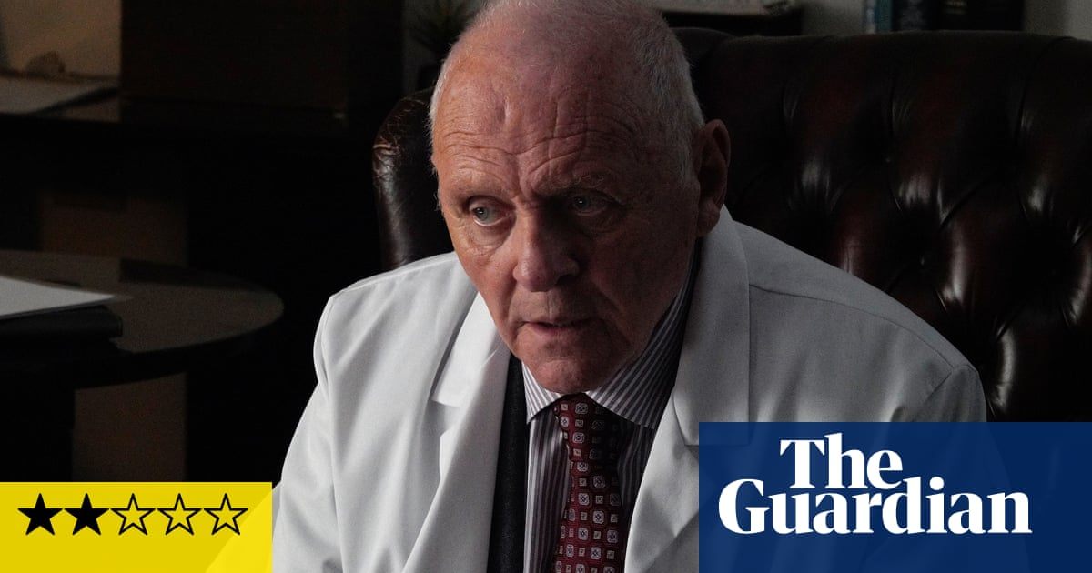 Elyse review – Anthony Hopkins turns psychiatrist in portrait of a troubled woman