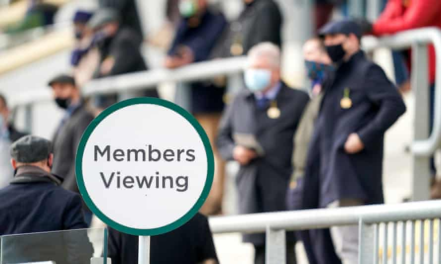 Owners are barred from racecourses in tier 4 areas under the BHA's Covid protocols.
