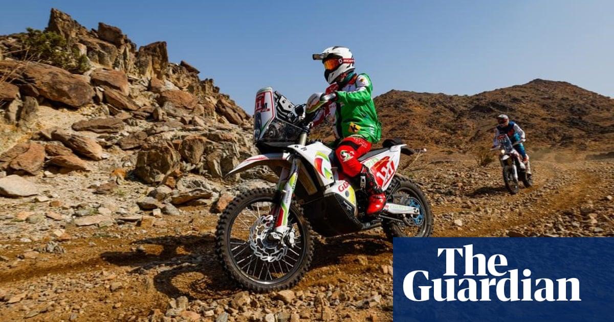 French rider Pierre Cherpin dies from injuries sustained in Dakar crash